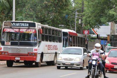 Comuna no actúa sobre mal servicio de transporte público