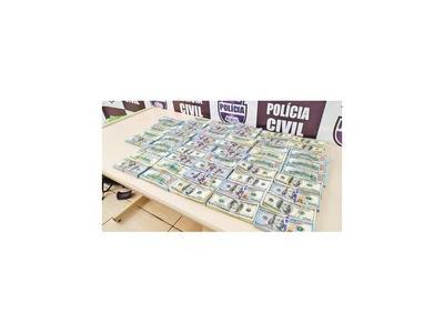 Dos paraguayas fueron detenidas en Foz de Yguazú con  500 mil dólares
