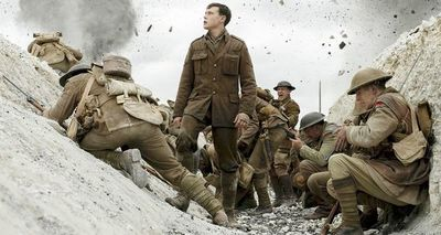 """Drama bélico británico """"1917"""": desafío contra reloj"""
