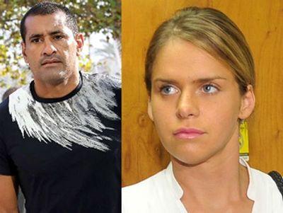 Abogado asegura que modelo también intentó extorsionar a esposa de Da Silva