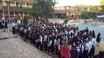 Precariedades y ausentismo docente por dengue, en el arranque del año lectivo 2020