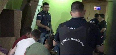 Policía desbarata peligrosa banda de asaltantes
