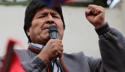RENUNCIA EL PRESIDENTE BOLIVIANO EVO MORALES