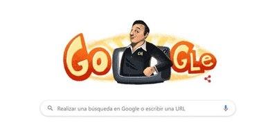 Google celebra con un doodle el aniversario del nacimiento de Roberto Gómez Bolaños