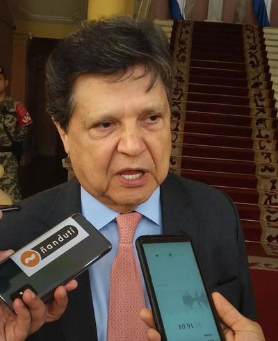 Acevedo anuncia que la próxima semana se definirá al nuevo viceministro de Seguridad Interna