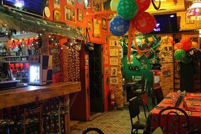 Las Tres Calacas: platos a la mexicana en Asunción