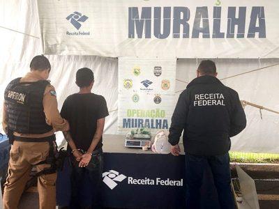 Narcotraficantes usan como mula a menores para llevar drogas al Brasil
