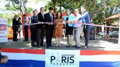 Shopping París realiza mejoras de infraestructura en escuela de CDE