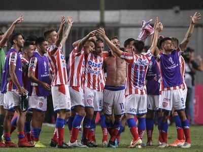 Atlético Mineiro y Dudamel mueren en la orilla a manos del Unión