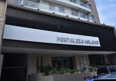 Fortaleza inauguró edificio residencial en centro de Asunción