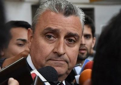 """Mal de muchos, consuelo de tontos. No todos los diputados que tienen problemas judiciales son de Añetete, según """"Juancho"""" Villamayor"""