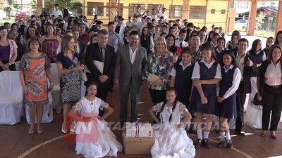 ESCUELA DE SAN ISIDRO INAUGURA ESPACIO DE LECTURA
