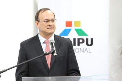 Asumió nuevo director general paraguayo de la ITAIPU