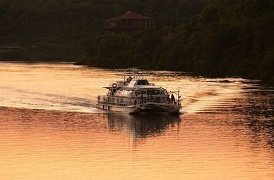 Ruta turística fluvial conectará Presidente Franco con Puerto Yguazú