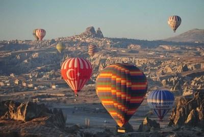 Empresa turca quiere traer paseos en globo a Ciudad del Este