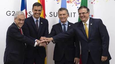 """Paraguay celebra el """"acceso privilegiado"""" al mercado europeo"""