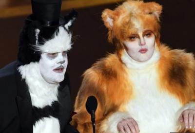 """HOY / Los artistas de efectos visuales critican a los Óscar por el chiste de """"Cats"""""""