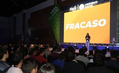 HOY / Tigo Campus Party: dejar el  miedo al fracaso y confiar en el potencial local, recomienda emprendedora