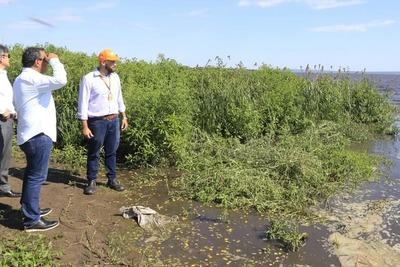 Avanza el plan integral para la recuperación de la cuenca del lago Ypacaraí