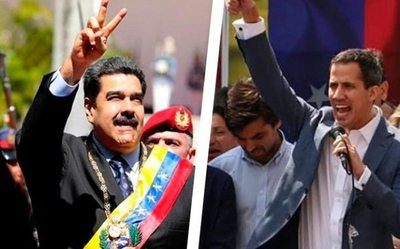 Juan Guaidó denuncia que el régimen de Maduro quiere cerrar el Parlamento