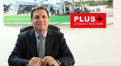 """Omar Huaquin: """"Seguiremos apostando al crecimiento de nuestros negocios"""""""