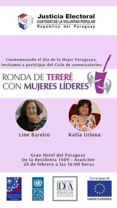 Lanzan nuevo espacio de diálogo para mujeres líderes de nuestro país