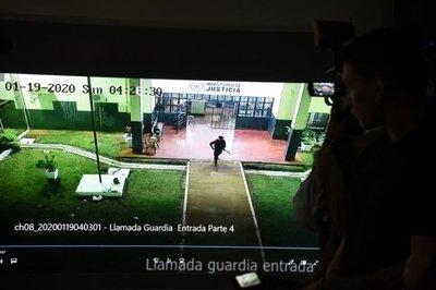 Fuga en PJC: Fiscalía confirma complicidad de guardiacárceles