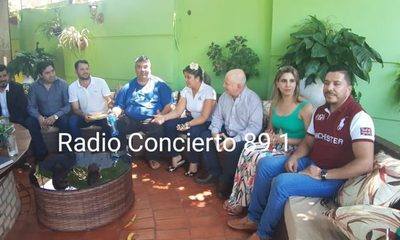 Liberales se defienden de ataques de Efraín Alegre, y denuncian que en papeles figura más dinero de lo recibido para campaña