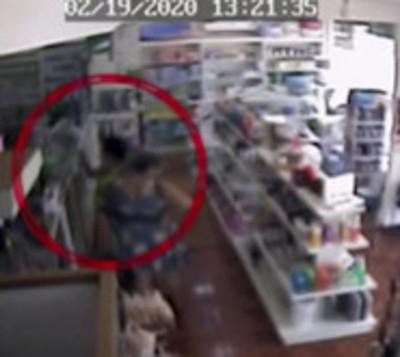 Bolsoneras roban farmacia en Ciudad del Este