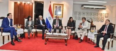 Cancillería y empresarios promocionarán oportunidades que ofrece Paraguay a inversionistas