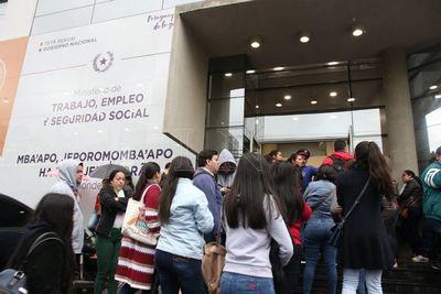 Ministerio de Trabajo anuncia feria de empleo con 405 vacancias