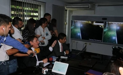 HOY / Fiscal Federico Delfino, sobre los vídeos que revelan la fuga de los reos de la penitenciaria de PJC