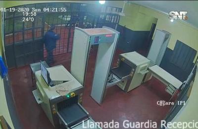 En detalles: Así se fugaron del penal de Pedro Juan Caballero