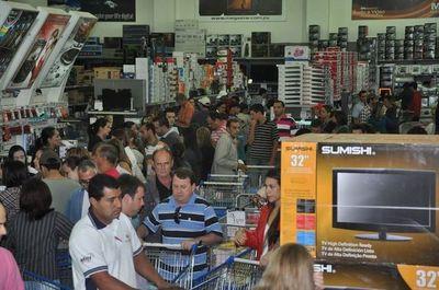 Habilitaran tiendas libres de impuestos en Ponta Porá