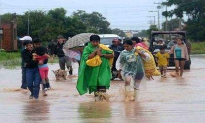 Fuertes lluvias dejan 19 muertos y más de 10.000 familias afectadas en Bolivia