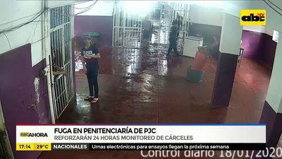 Tras fuga en PJC, reforzarán 24 horas monitoreo de cárceles