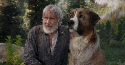 Harrison Ford sigue sus instintos en 'El llamado salvaje'