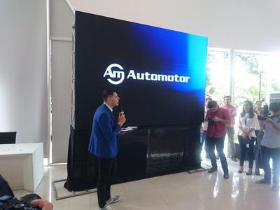 Automotor lanza su nueva SUV de lujo: el Hyundai Palisade
