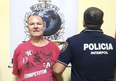 Cae un brasileño buscado por narcotráfico en su país