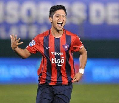 Sergio Díaz vuelve a Cerro Porteño