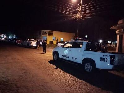Operativo Alba: diez detenidos en allanamientos en PJC