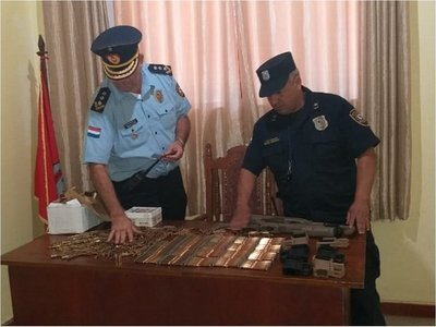 PJC: Cae supuesto traficante de armas con más de 1.000 cartuchos y fusiles