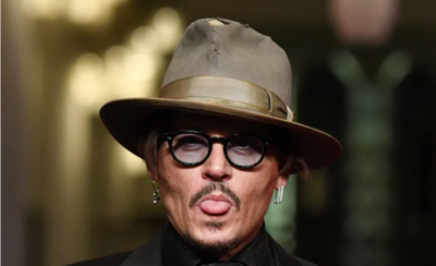 HOY / Johnny Depp coló en Berlinale el activismo contra el veneno industrializado