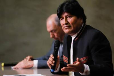 El Tribunal Supremo Electoral se somete a la dictadura, según Evo Morales