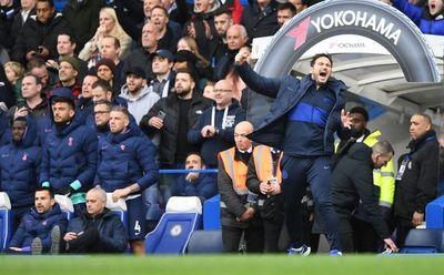 Lampard se impone a Mourinho en el clásico