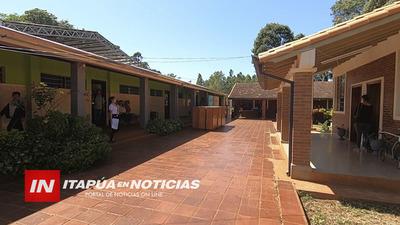 IMPORTANTES INVERSIONES EN EDUCACIÓN EN SAN JUAN DEL PARANÁ.