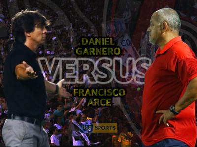 El historial de enfrentamientos entre Garnero y Arce