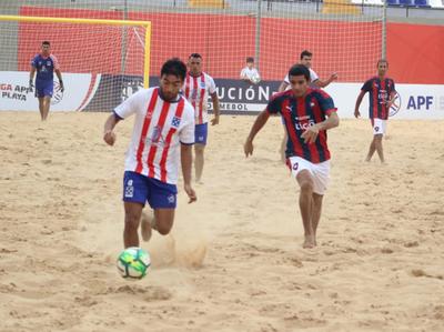 Los goles de la victoria de Cerro Porteño 6-1 sobre Mariano R. Alonso