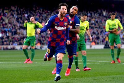 Lio Messi deslumbra
