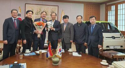 Fabricantes coreanos de vehículos eléctricos visitarán Paraguay este abril